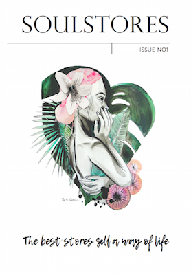 SOULSTORES ISSUE NO.1